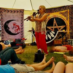 Chakra Balancing met de Native Flute