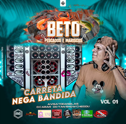 CD Carreta Nega Bandida