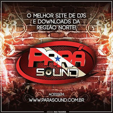 CAPA CD Pará Sound Esp. Mid Melody - Dj