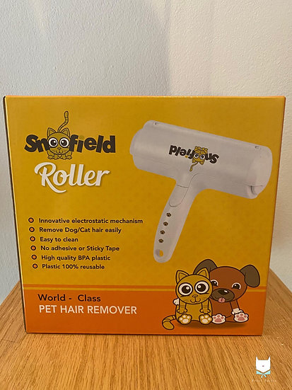 Brosse pour poil d'animaux Snoofield