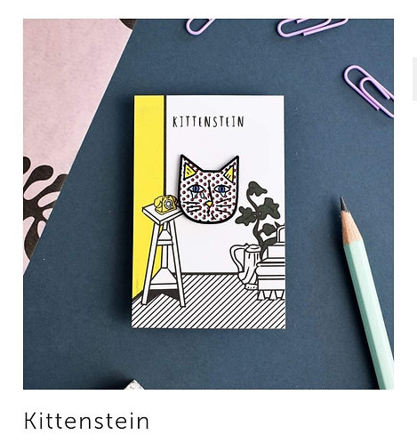 Pins Kittenstein
