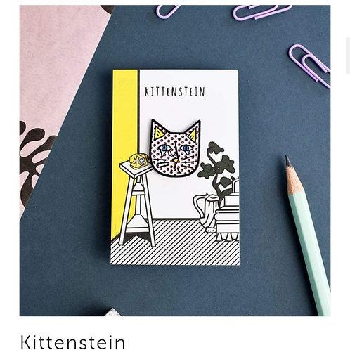 Pins Kittenstein
