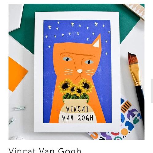 Affiches Vincat Van Gogh