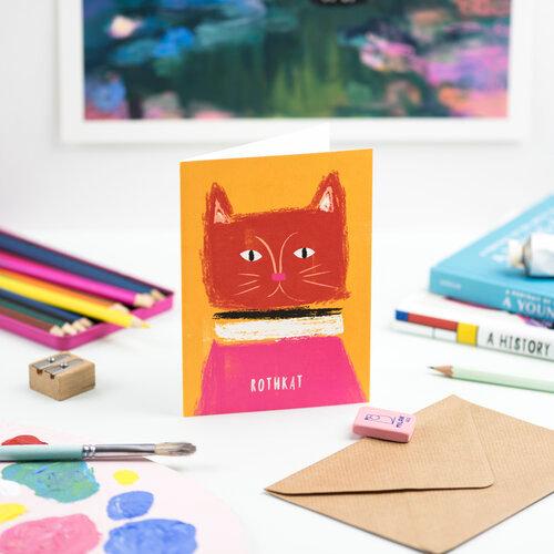 Carte + Enveloppe Rothcat