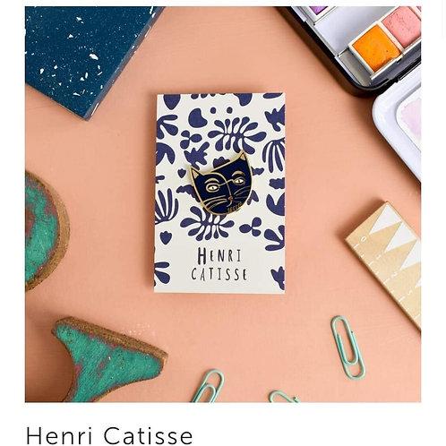 Pins Henri Catisse