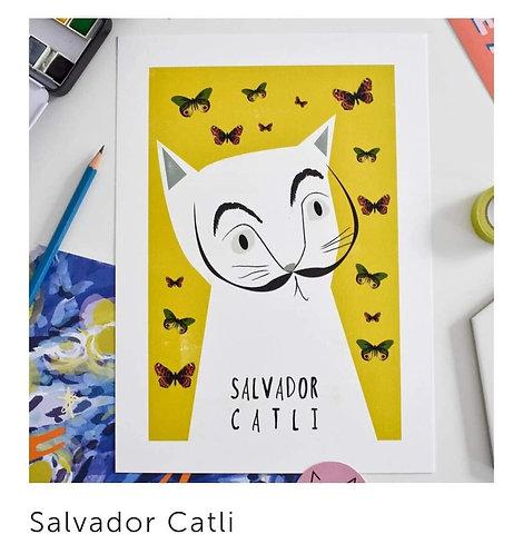 Affiches Salvador Catli