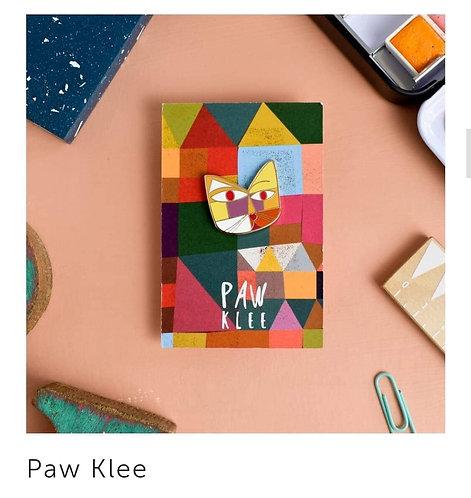Pins Paw Klee