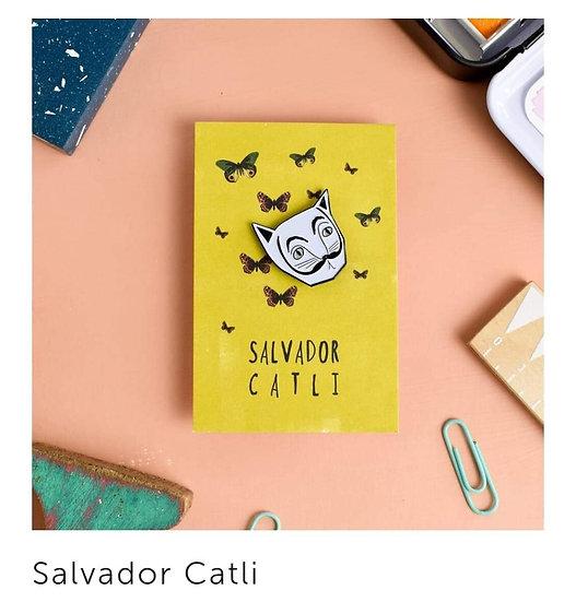 Pins Salvatore Catli