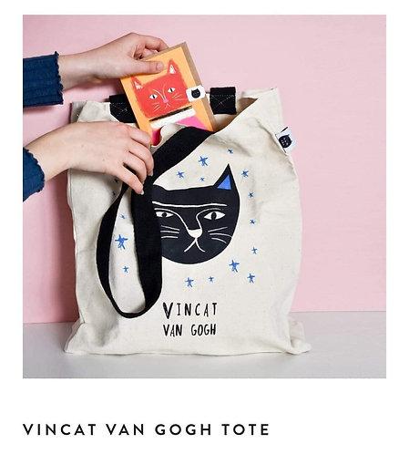 Totebag Vincat Van Gogh