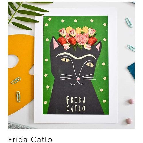 Affiches Frida Calto