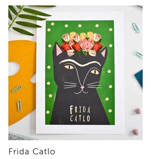 Affiches Frida Catlo