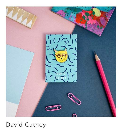 Pins David Catney