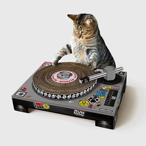 Platine DJ (grattoir)