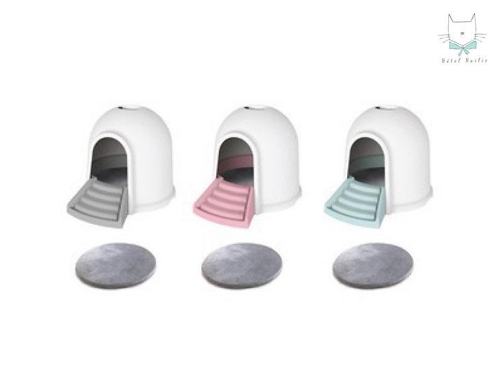 Maison pour chats