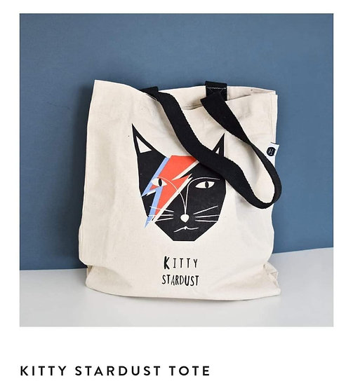 Totebag Kitty Stardust