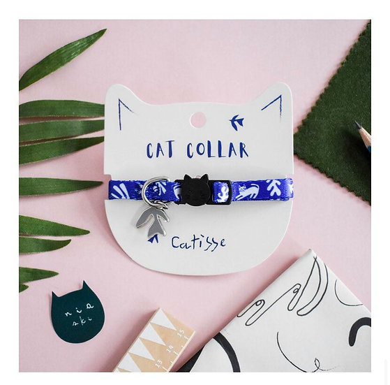 Collier pour chats Catisse