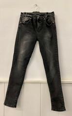Pantalon Negro Jeans Mujer
