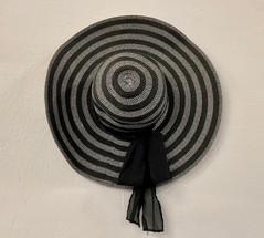 Sombrero Negro y Plata - RESERVADO
