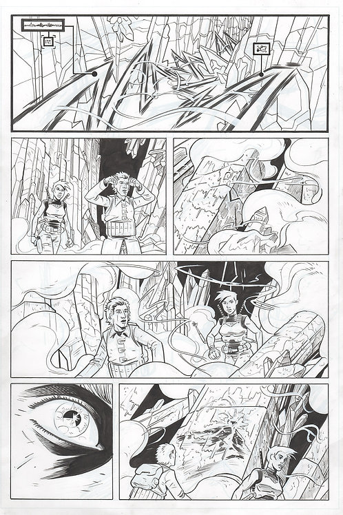 Astrobiology #1, Page 23