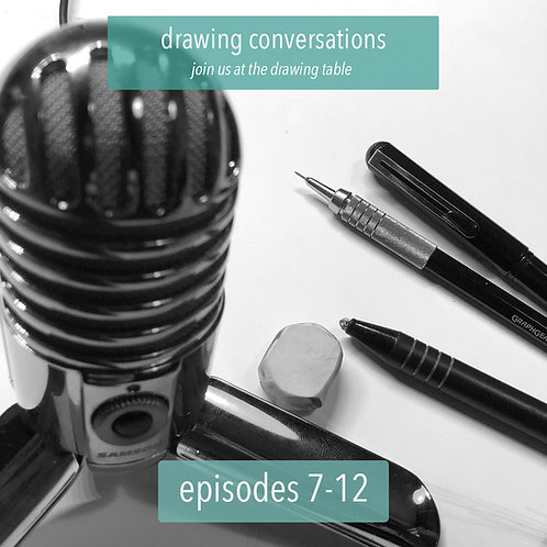 Drawing Conversations: Season 1, Part 2
