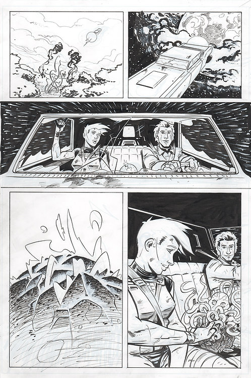 Astrobiology #1, Page 32