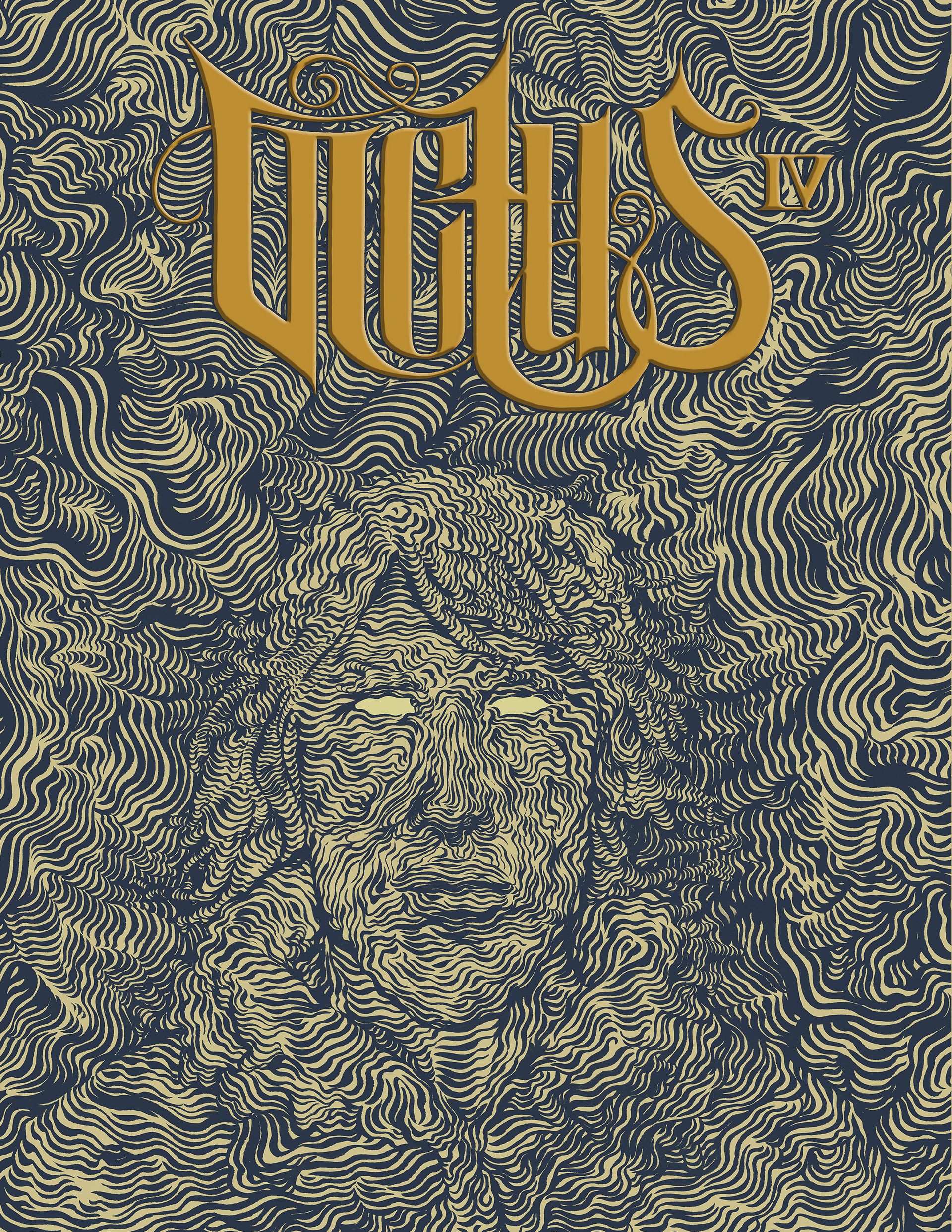Victus #4 Cover