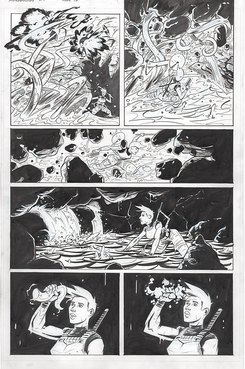 Astrobiology #1, Page 17
