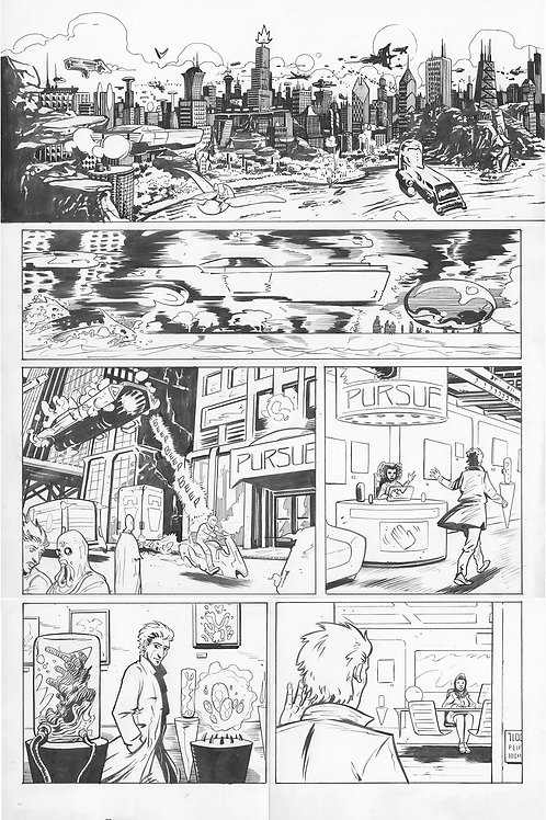 Astrobiology #1, Page 3