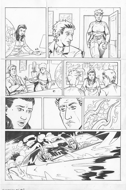 Astrobiology #1, Page 5