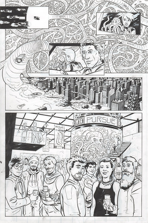 Astrobiology #1, Page 33