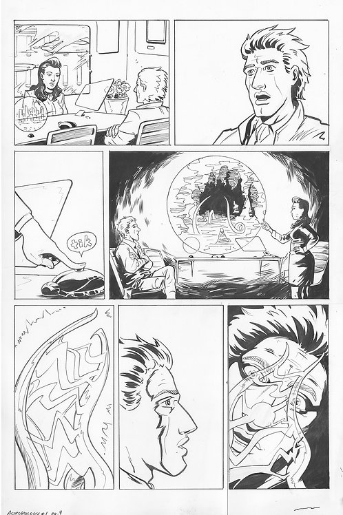 Astrobiology #1, Page 4