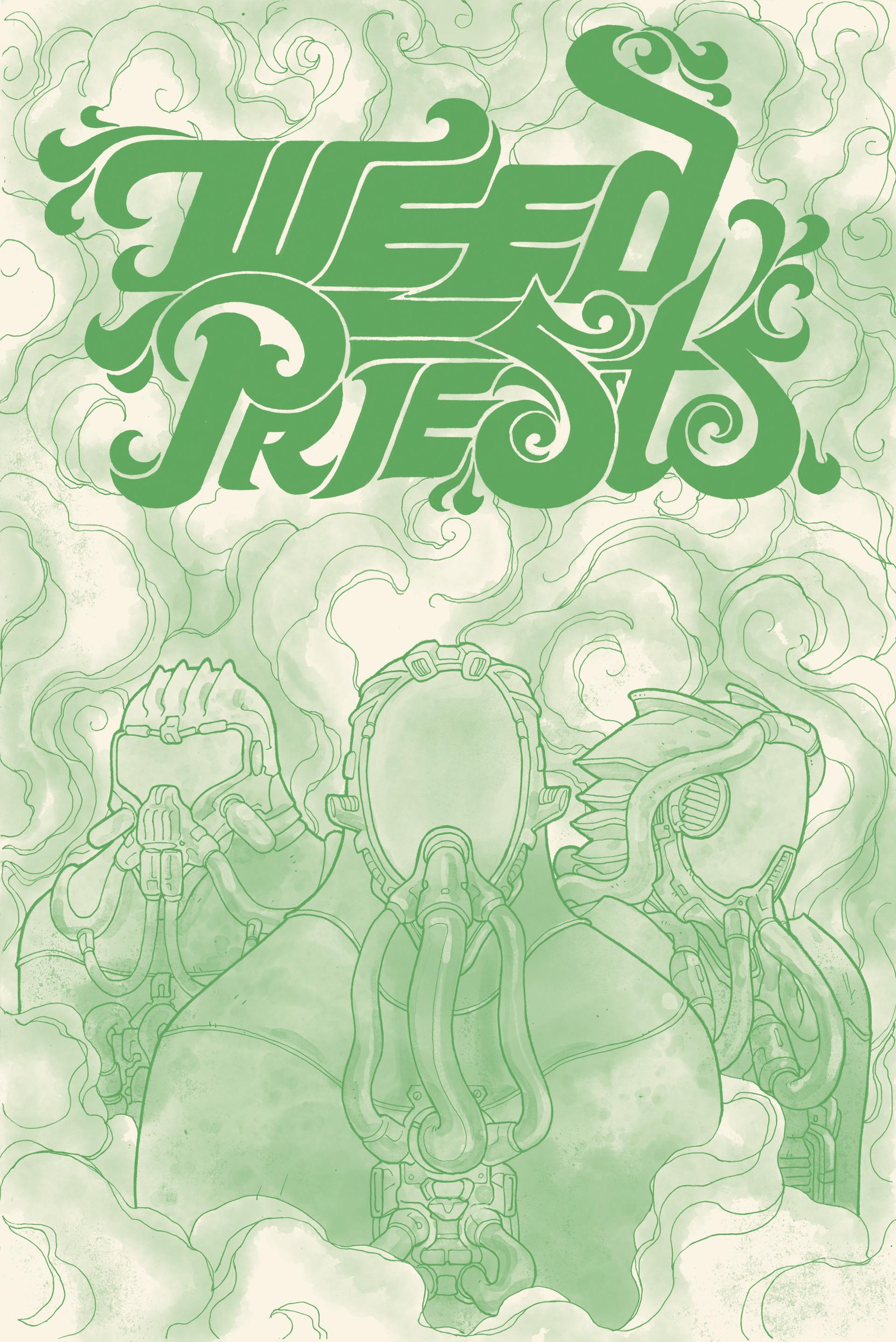 Weed Priests Cover