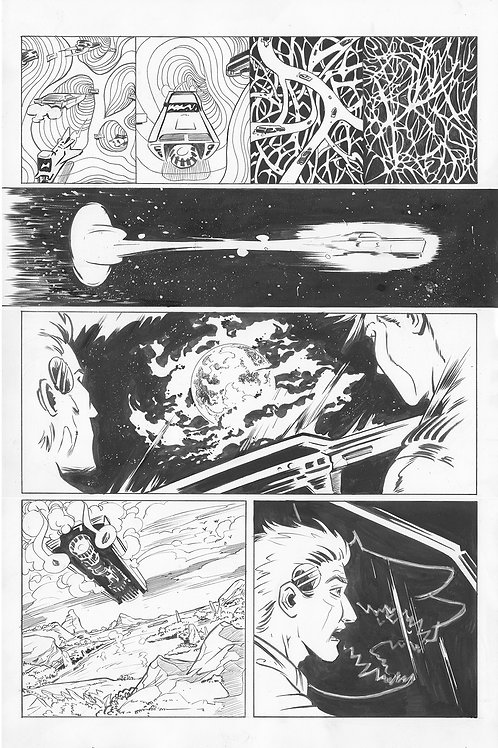 Astrobiology #1, Page 7