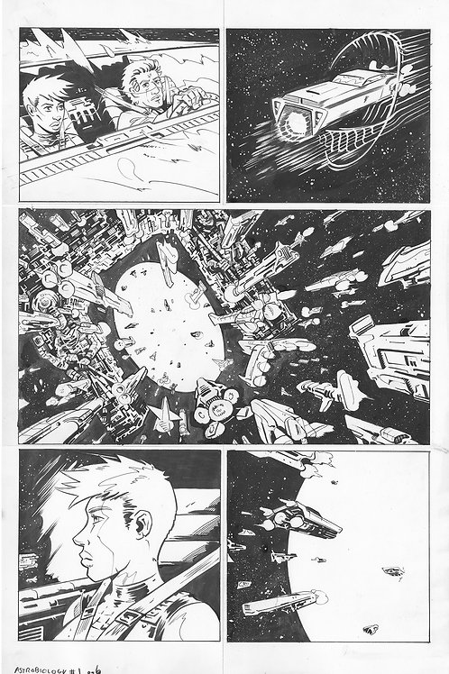 Astrobiology #1, Page 6