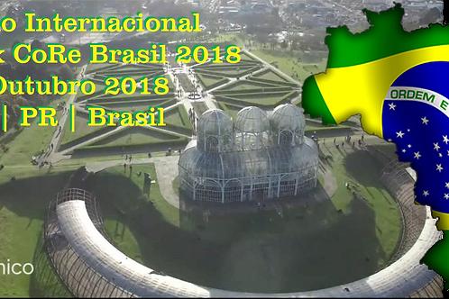SEMINÁRIO INTER. INERGETIX CORE BRASIL 2018
