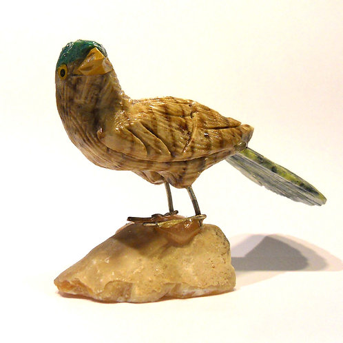Bird Brown