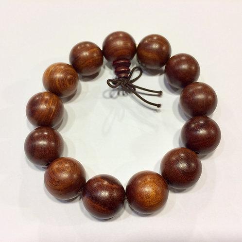 Red Sandalwood Bracelet