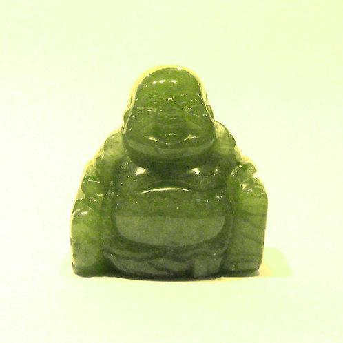 Aventurine Laughing Buddha