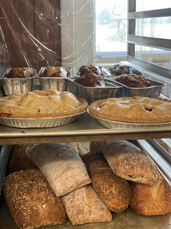 Pies and Tea Breads