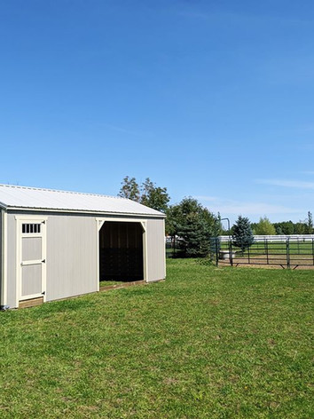Old Hickory Shed