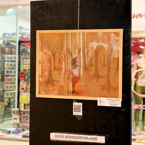 arte en galerias