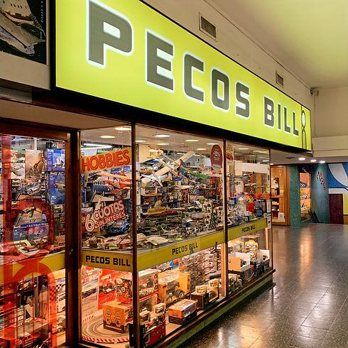 Pecos Bill Galeria Rosario