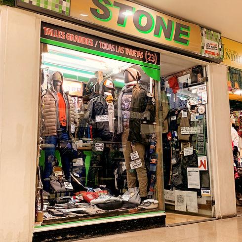 Stone multimarca local 23 - Galeria rosa