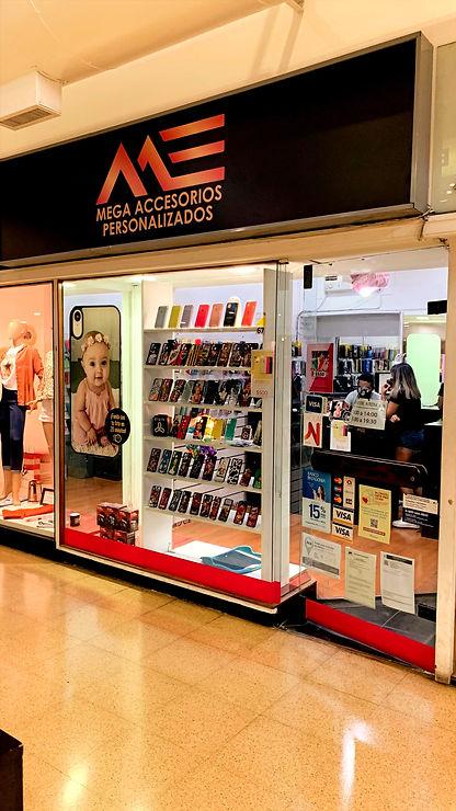 Mega Accesorios - Local 67 - Galeria Ros