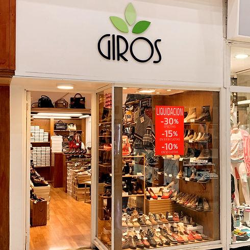 Giros Calzado Galeria Rosario