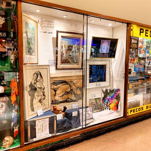 Arte en Galerías - Galeria Rosario
