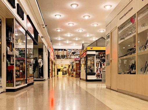 Mira la cantidad de locales que vas a encontrar en Galeria Rosario
