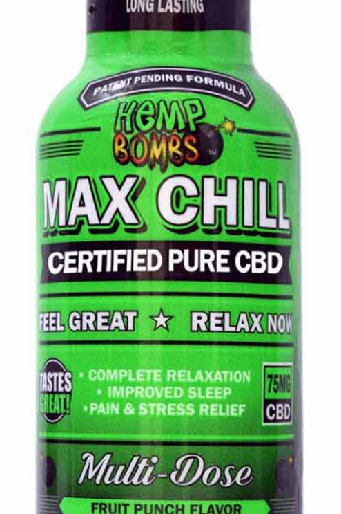 Max Chill Shot