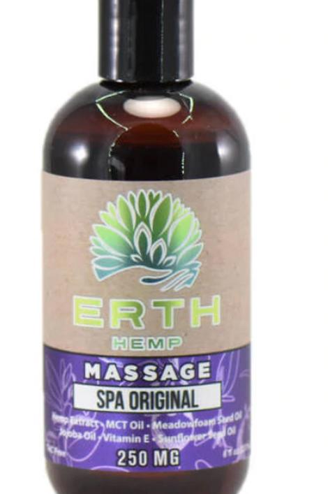 250MG Massage Oil