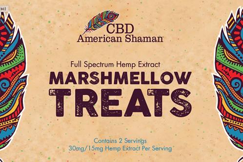 CBD Krispy Cereal Marshmallow Treats